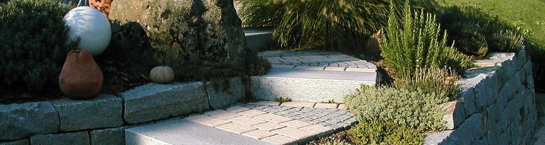 Steine die einem in den Weg gelegt werden