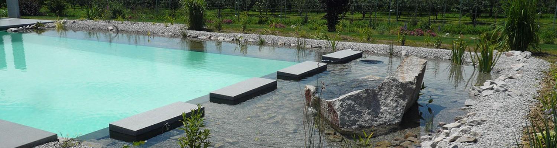 Schwimmteiche.. ein Stück Natur im Garten