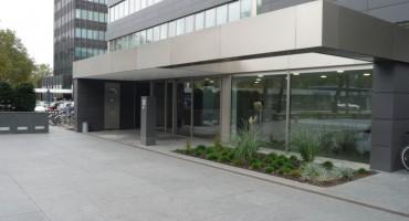 Wohn- und Industriebau – Bürogebäude Mannheim