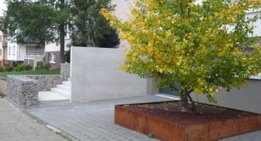 Erneuerung Treppenanlage Baden-Baden